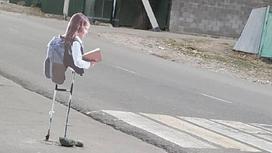 Макет девочки в Алматинской области
