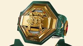 пояс UFC от Конора Макгрегора