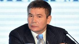 Бергей Рыскалиев