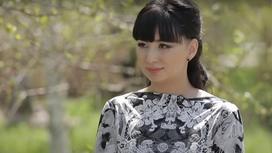Певица Мадина Садвакасова