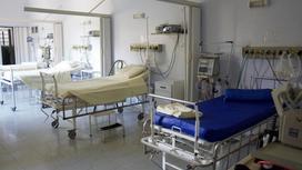 койки в больнице