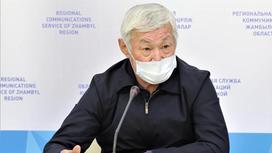 Аким Жамбылской области Бердибек Сапарбаев