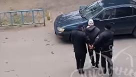 Задержание в Павлодаре