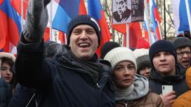 Алексей Навальный и Юлия Навальная