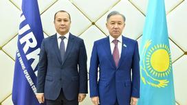 Алтынбек Мамаюсупов и Нурлан Нигматулин