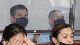 Суд по делу о смерти младенца в Атырау