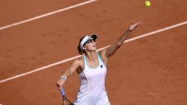 Теннисистка Ярослава Шведова
