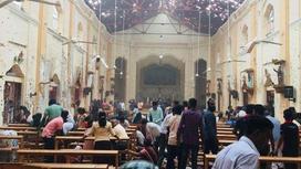 церковь на Шри-Ланке