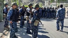 Военные Кыргызстана