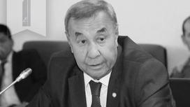 Экс-министр транспорта и коммуникаций Серик Алигужинов