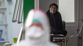 Пациент с COVID-19 в Индонезии