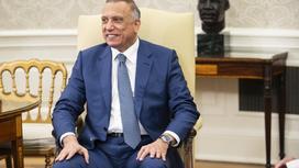 Премьер-министр Ирака Мустафа Аль-Кадими