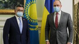 Бахыт Султанов в Украине
