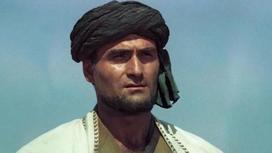 Известный грузинский актер Кахи Кавсадзе
