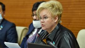 Ирина Унжакова