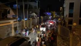 Жители Гомы покидают город