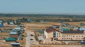 Село Даулет