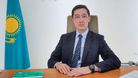 Глава Комитета инвестиций МИД Казахстана Ардак Зебешев