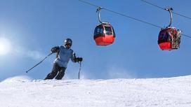 Казахстан составит конкуренцию горнолыжным курортам Андорры и Куршевеля