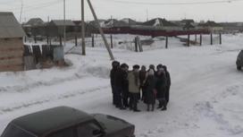 Жители пригорода Павлодара