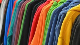 Одежда разного цвета