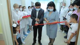 Детский реабилитационный центр в Жезказгане