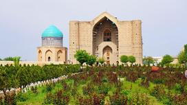 Туркестан. Фото primeminister.kz