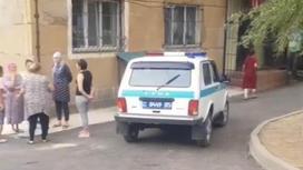 ДТП в Талгаре