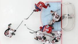 Матч Континентальной хоккейной лиги