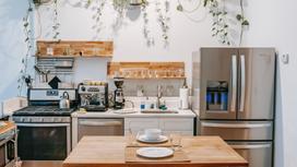 Кухонные приборы и кухня