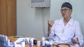 пульмонолог Саттар Ералиев