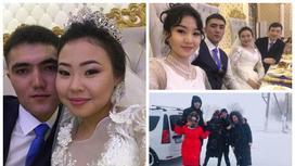 """""""Не ради хайпа"""": невеста на снегоходе рассказала свою историю"""