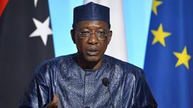 Президент Чада
