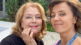 Ирина и Ксения Алферовы