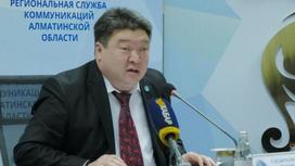 Ерғали Сыдыманов1