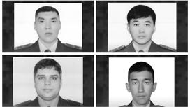 Погибшие военнослужащие