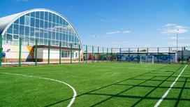 Новые спортивные объекты открылись в Уральске