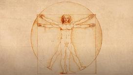 «Витрувианский человек» да Винчи
