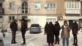 Жители Усть-Каменогорска