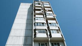 Многоэтажный жилой дом