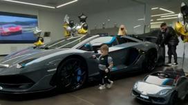 Ратмир и его Lamborghini