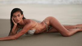 Модель Victoria's Secret Келли Гейл