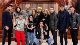 Филипп Киркоров с друзьями