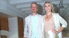 Константин Богомолов и Ксения Собчак. Фото