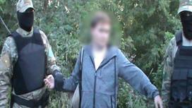 Задержание в Усть-Каменогорске