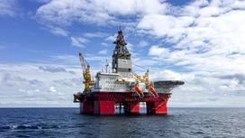 Морская нефтедобывающая станция
