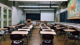 парты в классе