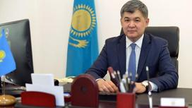 Экс- денсаулық сақтау министрі Елжан Біртанов