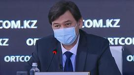 Главный санврач Казахстана Ерлан Киясов