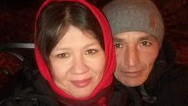 Гульнара Сарсенова и Александр Ершов